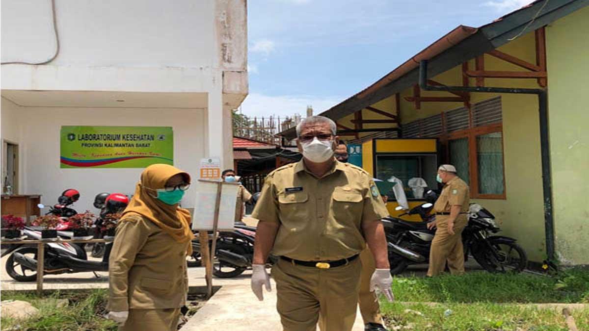 Dinkes Kalbar Beberkan Enam Kabupaten Masuk Zona Orange