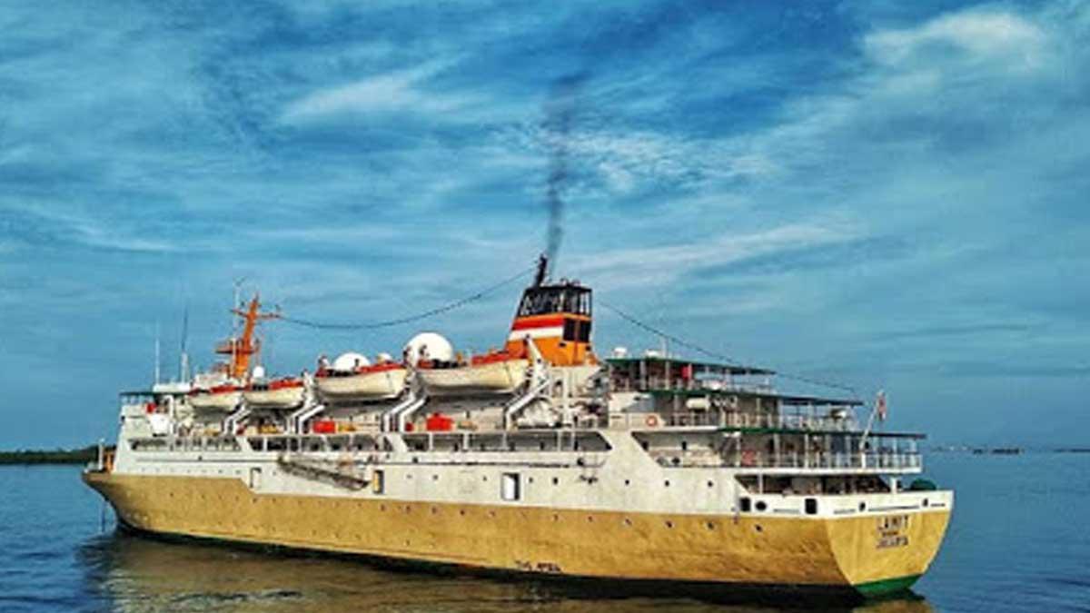 Harga Tiket Kapal Lawit Pontianak Keberangkatan Februari 2021