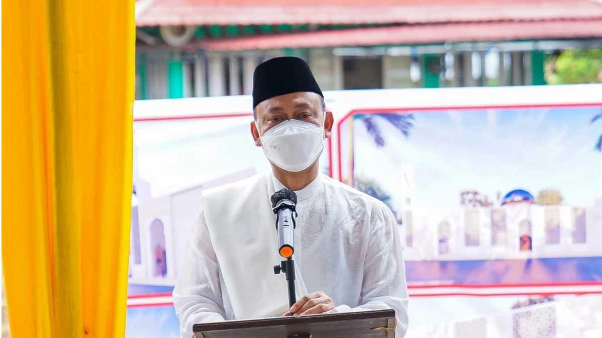 Ketua DMI Pontianak Ajak Setiap Masjid Melakukan Shalat Ghoib