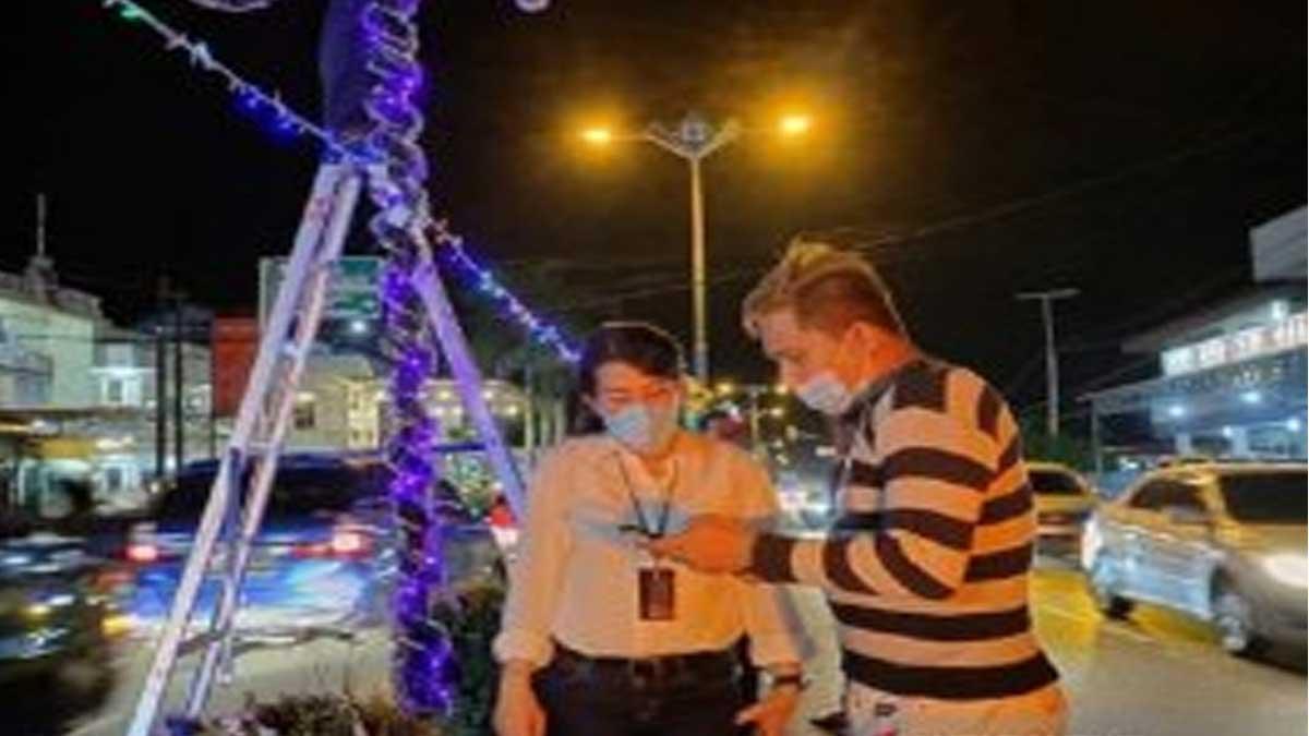 Pemkot Singkawang Hias Kota Sambut Imlek Dan Cap Go Meh 2021