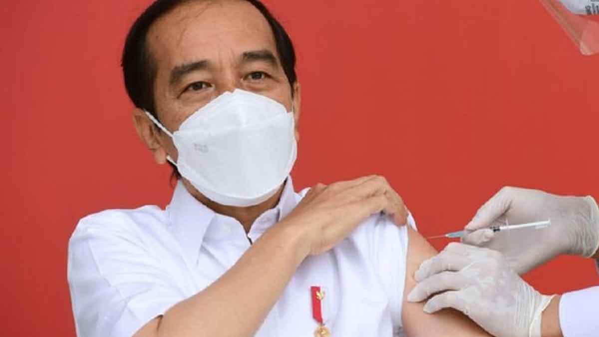 Penjelasan Satgas COVID-19-IDI Soal Vaksinasi Jokowi Disebut Gagal