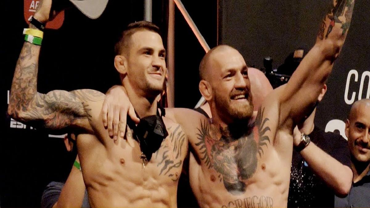 Conor McGregor Kalah Dalam Pertandingan UFC 257