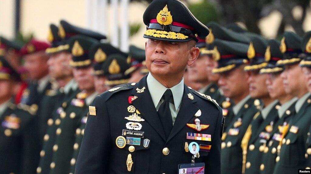 Thailand Lakukan Perombakan dalam Satuan Militer