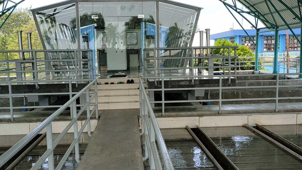 Edi Kamtono Himbau Warga Hemat Menggunakan Air Bersih