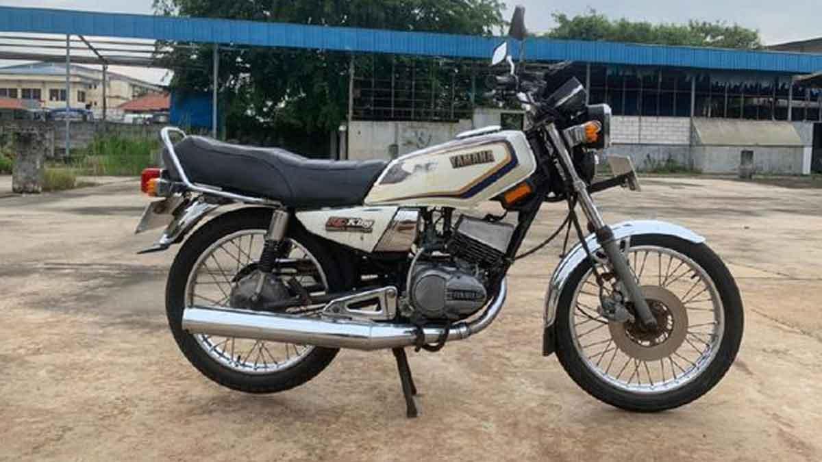 Motor Yamaha RX King Tahun 1983 Laku Rp125 Juta