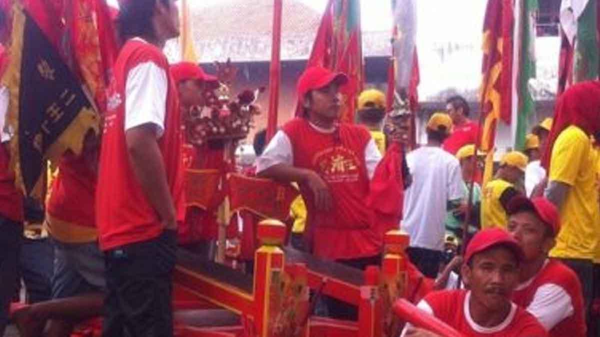 Perayaan dan Festival Cap Go Meh Singkawang Ditiadakan