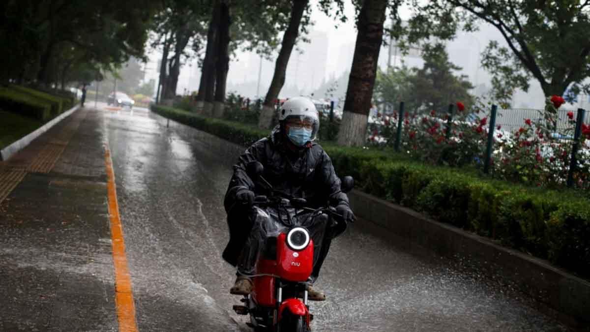 Produsen Skuter Listrik China Niu Jajaki Kerja Sama dengan Gojek